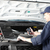 autó · szerelő · dolgozik · autó · javítás · szolgáltatás - stock fotó © Kurhan
