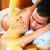 Mann · Schulter · Massage · gut · aussehend · junger · Mann · Magen - stock foto © kurhan