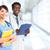 アフリカ系アメリカ人 · 中国語 · 医師 · チーム · 医師 · グループ - ストックフォト © kurhan