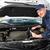 автомобилей · механиком · рабочих · Auto · ремонта · службе - Сток-фото © kurhan