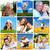 happy family collage stock photo © kurhan