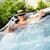moço · massagem · estância · termal · bonito · relaxar · pessoa - foto stock © kurhan