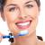 escova · de · dentes · azul · branco · estilo · de · vida · novo - foto stock © kurhan