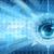 göz · kolaj · insan · teknoloji · fütüristik · bilgisayar - stok fotoğraf © kurhan