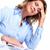 女性 · 頭痛 · ストレス · うつ病 · 手 - ストックフォト © kurhan