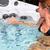 美人 · リラックス · 温水浴槽 · 小さな · 健康 · 美 - ストックフォト © Kurhan