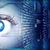 futurista · interfaz · azul · compuesto · digital · luz · tecnología - foto stock © kurhan