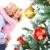 gelukkig · paar · kerstboom · glimlach · liefde · kus - stockfoto © kurhan
