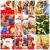 幸せ · サンタクロース · 女性 · クリスマス · パーティ · グループ - ストックフォト © kurhan