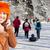 красивой · зима · пальто · портрет - Сток-фото © kurhan