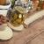 соленья · специи · овощей · стекла · банку · таблице - Сток-фото © Kurhan