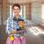 молодые · работник · стороны · строительство · технологий · очки - Сток-фото © kurhan