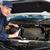 profesional · mecánico · de · automóviles · coche · mecánico · de · trabajo · auto - foto stock © Kurhan