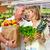 couple · de · personnes · âgées · épicerie · sac · heureux · couple - photo stock © kurhan