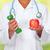 gesunde · Ernährung · Arzt · Empfehlung · gesunden · Gesundheit · Frauen - stock foto © kurhan