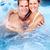 スパ · リゾート · ジャグジー · 温水浴槽 · カップル · 女性 - ストックフォト © kurhan