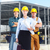 Group of construction workers. stock photo © Kurhan