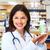 médico · prescrição · mulher · hospital · grávida · feminino - foto stock © kurhan