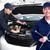 タイヤ · レンチ · ガレージ · 自動車修理 · サービス - ストックフォト © kurhan