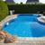 piscina · azul · água · verão · piscina · relaxar - foto stock © Kurhan