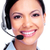call center operator business woman stock photo © kurhan