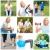 fietsen · jogging · fitness · gelukkig · ouderen - stockfoto © kurhan
