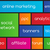 iconen · online · winkelen · idee · social · media · ingesteld · web - stockfoto © kurkalukas