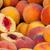 fresco · maduro · pêssegos · rua · mercado - foto stock © kuzeytac