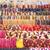 colorido · rua · mercado · mulher · textura - foto stock © Kuzeytac