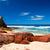 rochas · surfar · praia · turva · água · mar - foto stock © kwest