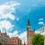 旧市街 · グダニスク · ポーランド · 建物 · センター · 空 - ストックフォト © kyolshin