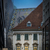 old town house and stephansdom roof in vienna stock photo © kyolshin