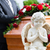 mourning man at funeral with coffin stock photo © kzenon