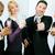 business · team · drinken · champagne · kantoor · glimlach · team - stockfoto © kzenon