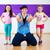 çocuklar · dans · sınıf · çocuklar · modern · grup - stok fotoğraf © kzenon