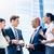 équipe · commerciale · réunion · bureau · affaires · femmes - photo stock © kzenon