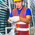 中国語 · 技術者 · 作業 · バルブ · エンジニア · 建物 - ストックフォト © Kzenon