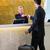 hotel · recepção · negócio · escritório · reunião · telefone - foto stock © kzenon