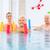 groupe · fitness · piscine · jeunes · supérieurs · personnes - photo stock © Kzenon
