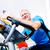 фитнес · велосипедов · центр · студию · синий - Сток-фото © kzenon