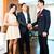 pessoal · saudação · asiático · casal · gerente - foto stock © kzenon