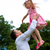 家族 · 父 · 娘 · 子供 · 演奏 - ストックフォト © kzenon