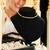 kadın · bakıyor · takı · gülümseme · alışveriş · altın - stok fotoğraf © Kzenon