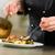 kucharz · hotel · restauracji · kuchnia · gotowania · ręce - zdjęcia stock © Kzenon