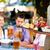 sör · kert · étterem · harapnivalók · Németország · felszolgált - stock fotó © kzenon