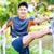 行使 · スポーツ · 若い男 · 訓練 · 外 - ストックフォト © kzenon