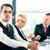negocios · reunión · gente · de · la · oficina · de · trabajo · documento · oficina - foto stock © Kzenon
