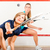 jouer · squash · joueur · action · fitness · train - photo stock © kzenon