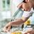 chef · hasta · alimentos · restaurante · salsa - foto stock © kzenon