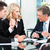 Business people - meeting in an office stock photo © Kzenon
